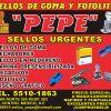 SELLOS PEPE
